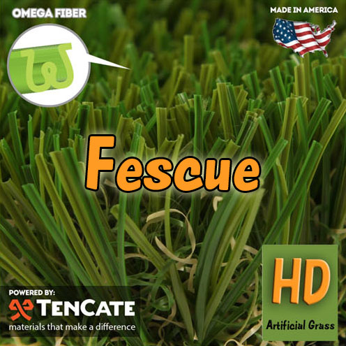 Fescue - Artificial Grass